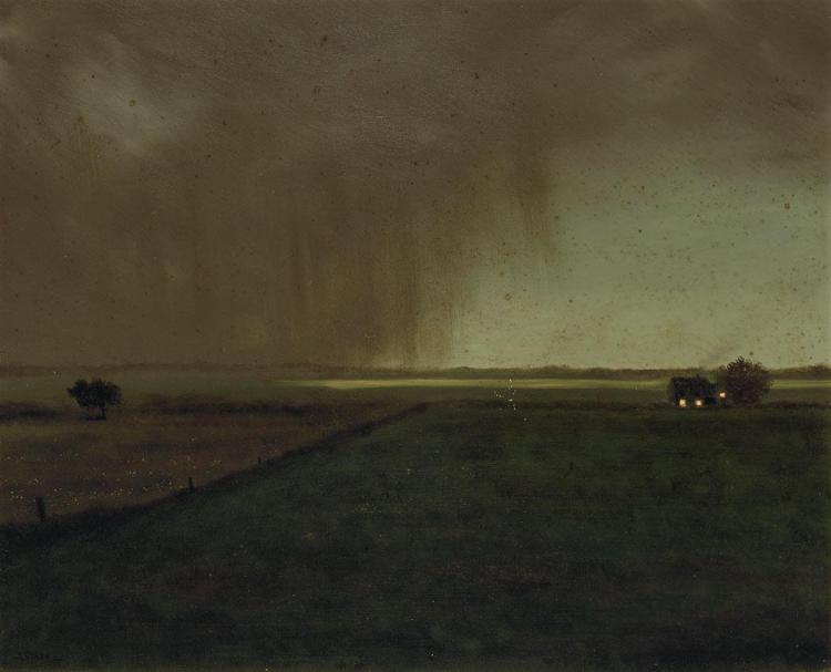 Robert Stark, Jr. 1933-2014 The Approaching Storm