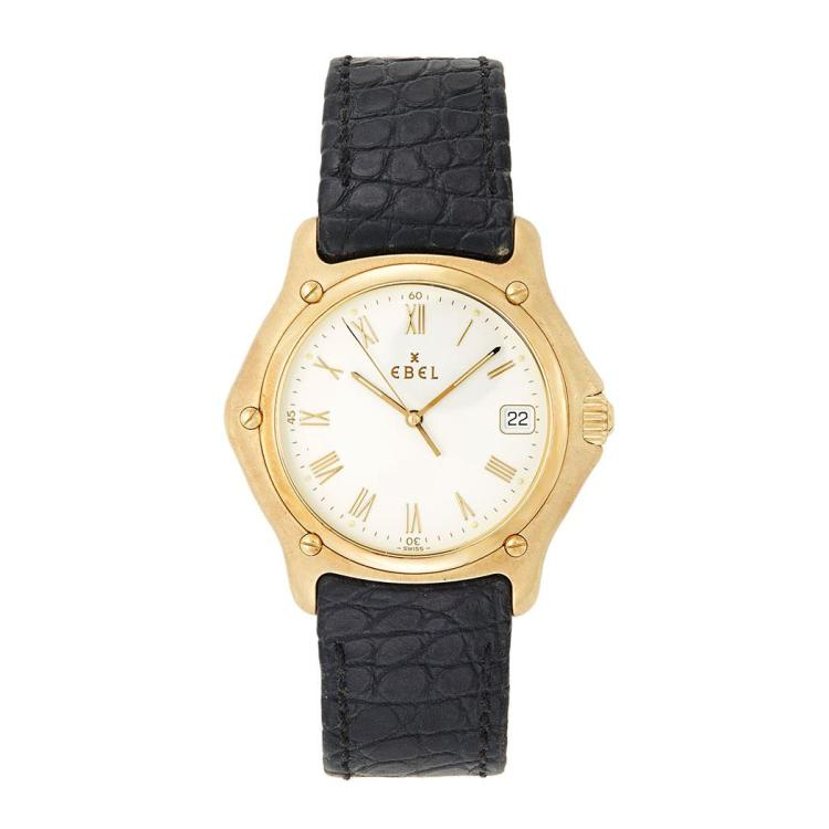 Gentleman''s Gold Wristwatch, Ebel