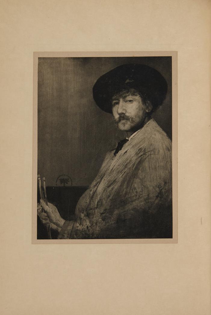 [WHISTLER] PENNELL, ELIZABETH & JOSEPH. The Life of James McNeill Whistler. London & Philadelphia: Heinemann, Lippincott, 19...