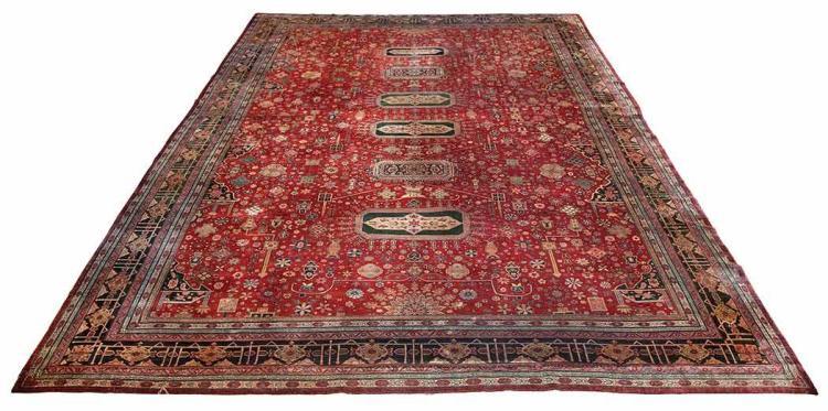 Sarouk Fereghan Carpet