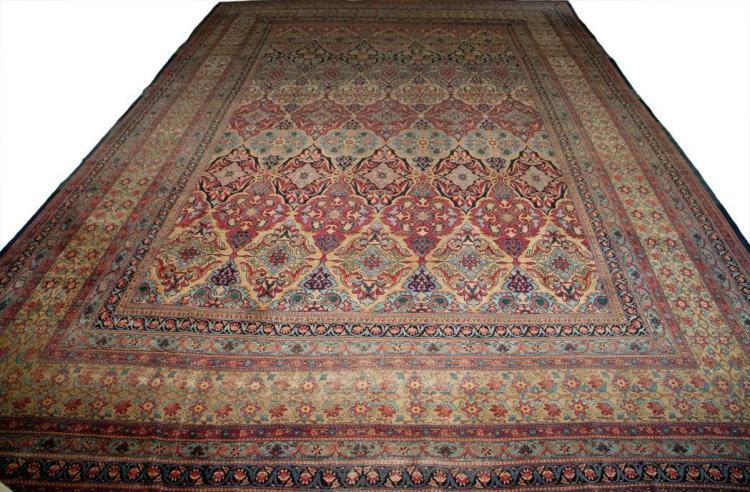 Lavar Kirman Carpet
