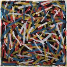 Sol LeWitt American, 1928-2007 Brushstrokes, 1992