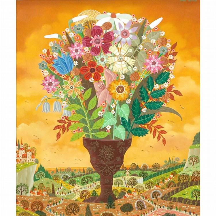 Alain thomas artwork for sale at online auction alain for Alain thomas