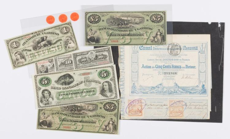 MEXICAN COINS AND BANKNOTES NOW HAVE THEIR OWN PAGE: