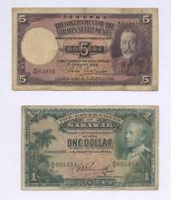 Sarawak and Strait Settlements Currency