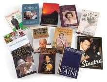[SIGNED BOOKS] Group of approximately fifty volumes signed, inscribed or gifted to Aileen Mehle.  Various sizes, places, dat...