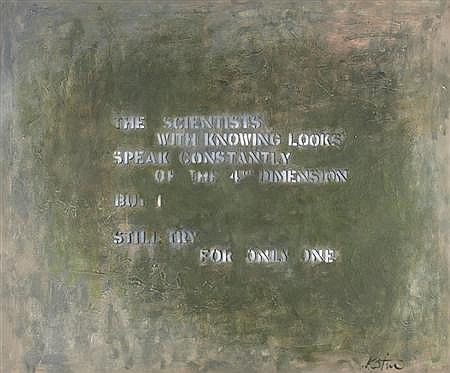 Albert Kotin American, 1907-1980 Modesty