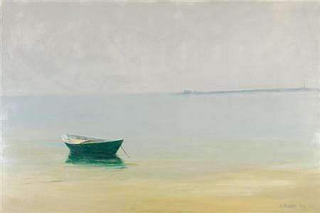 Anne Packard American, b. 1933 Solitude, 2003