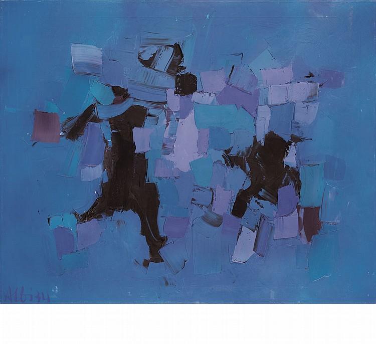 Olga Albizu Puerto Rican, 1924-2005 Untitled, No. 137
