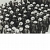 CORRALES, RAUL (b. 1925) [Los Sombreritos (The White Hats), 1960]. Gelatin silver print, 8 3/4 x 13 1/8 inches (225 x 335 mm..., Raul Corrales, Click for value