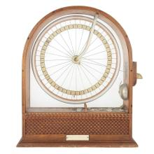 Bicycle Discount Wheel by Waddell Wooden Ware Works