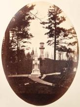 [CLASS ALBUM] Harvard College Photographs 1865.