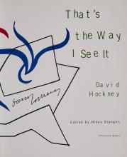 HOCKNEY, DAVID Group of ten signed volumes, each a first edition in publisher''s cloth with dust jacket and signed on the tit...