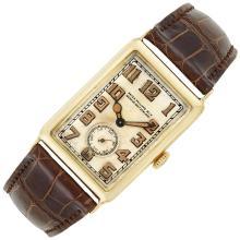 Gentleman''s Gold Wristwatch, Patek Philippe