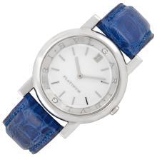 Platinum ''Anfiteatro'' Wristwatch, Bulgari