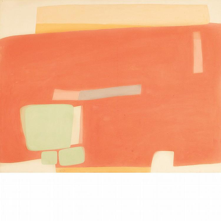 Simeon Braguin American, 1907-1997 Untitled, 1978