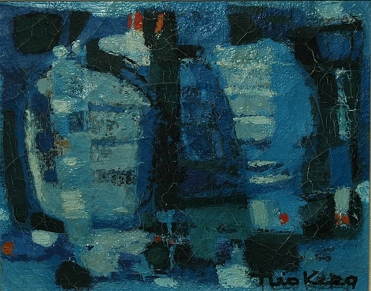 Theo Kerg Luxembourger, 1909-1993 Regates