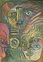 Patrick Boudon French, 20th Century Judith, Patrick Boudon, Click for value