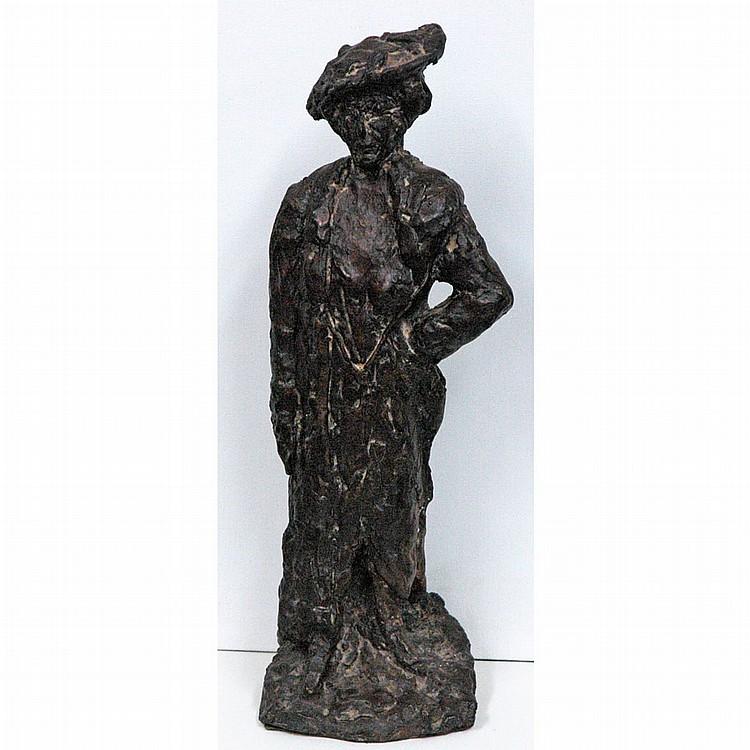 Arbit Blatas Lithuanian, 1908-1999 The Madam