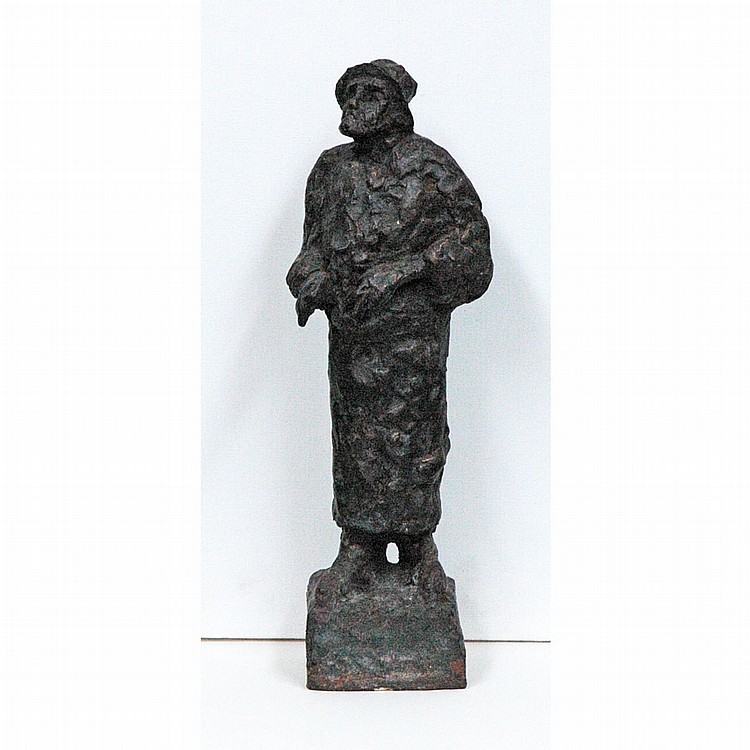 Arbit Blatas Lithuanian, 1908-1999 Begger