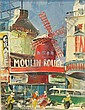Maurice Legendre French, b. 1928 Views of Paris: Two, Maurice Legendre, Click for value