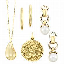 Group of Jewelry, Tiffany & Co., David Yurman