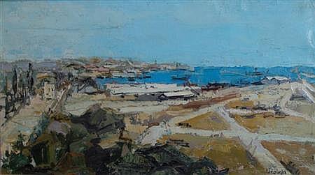 Rene Theobald French, b. 1926 Tripoli, Libya