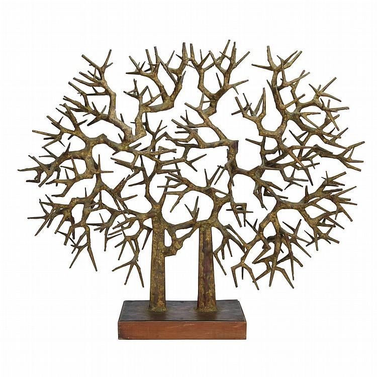 Satoru Abe American, b. 1926 Untitled, Tree Form