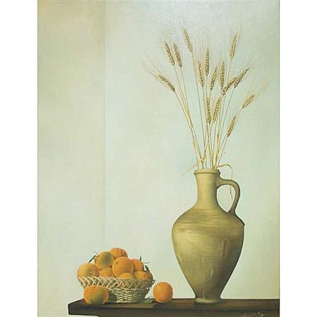 Jose Manuel Capuletti Spanish, 1925-1978 Las Naranjas de Clavinque (The Oranges of Clavinque)
