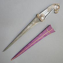 Indian Mughal Style Dagger