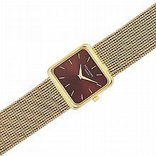Gold Wristwatch, Patek Philippe & Co.