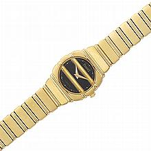 Lady's Gold 'Polo' Wristwatch, Piaget