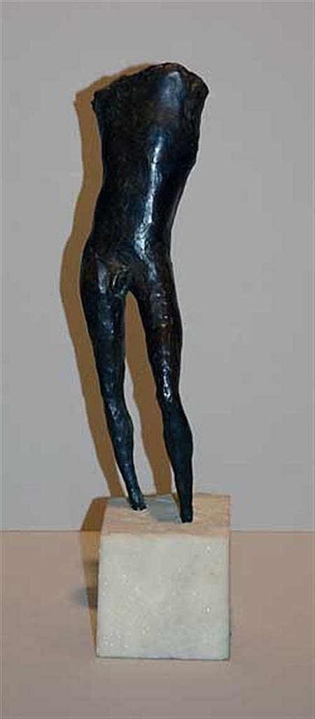 Irving Marantz American, 1912-1973 Growth (Standing Male Torso)