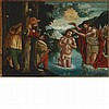 Circle of Francesco de Tatti The Baptism of Christ