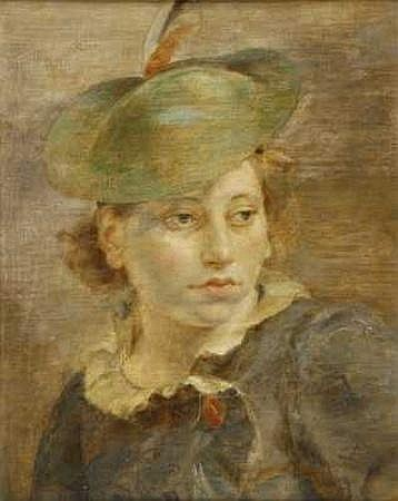 Isabel Bishop 1902-1988 THE KID