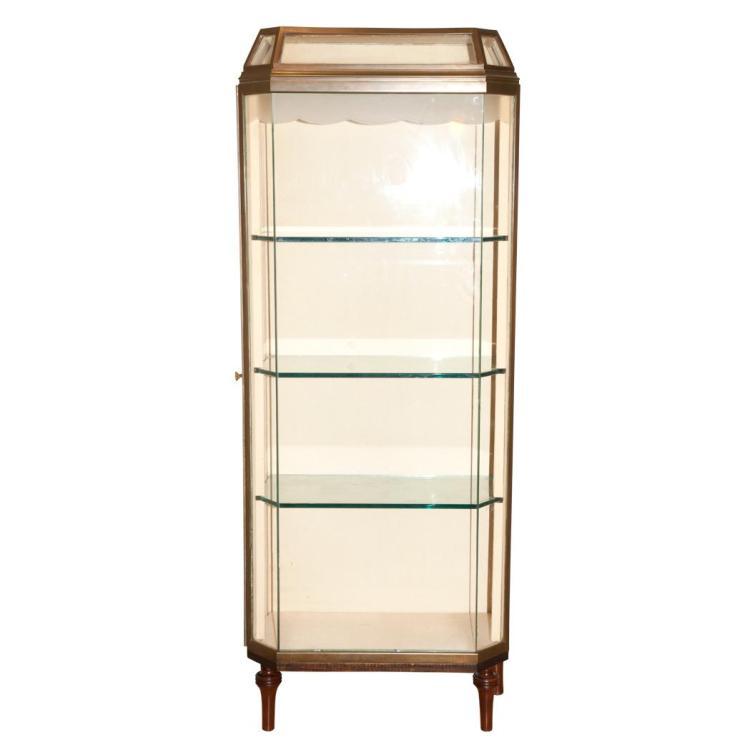 Vitrine Metall Glas : metal and glass vitrine ~ Whattoseeinmadrid.com Haus und Dekorationen