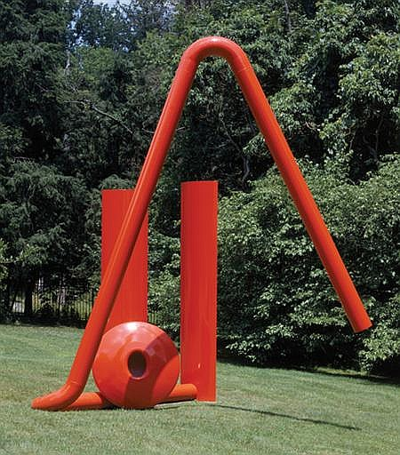 Alexander Liberman American, 1912-1999 Tropic, 1967-68