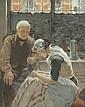 Walter MacEwen American, 1860-1943 Dutch Genre, Walter MacEwen, Click for value