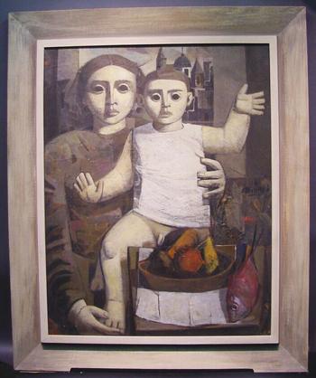 Alfonso Fraile Spanish, 1930-1988 COMPOSICION, MADRID