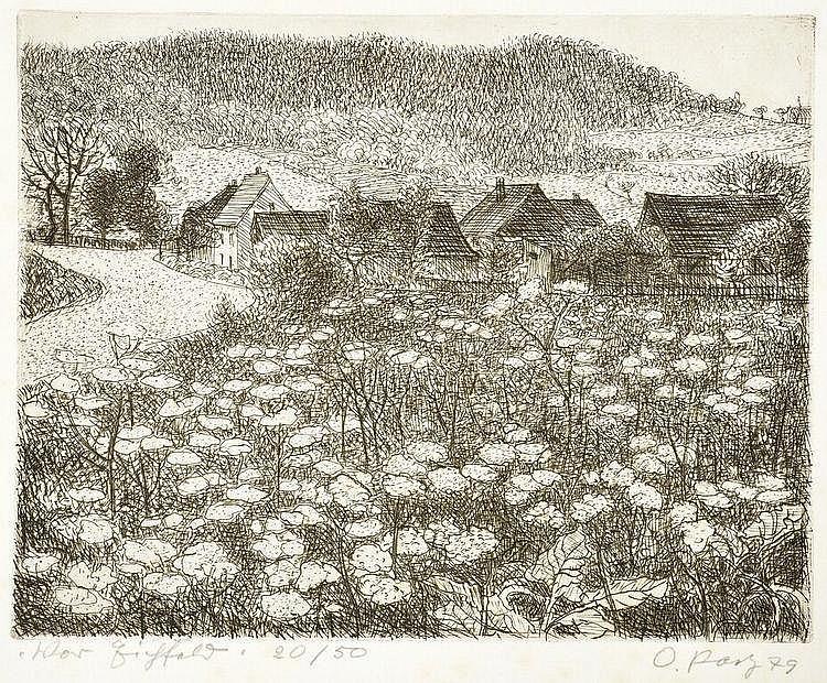 Paetz, Otto. 1914 Reichenbach/ Vogtland-2006