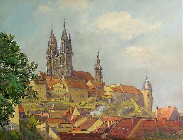 Sperling, Gerhard. 1908 Dresden-1975