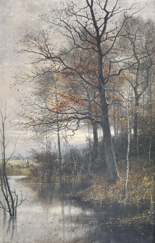 Eschwege, F.A. Elmar von. 1856 Braunschweig-1935 Weimar