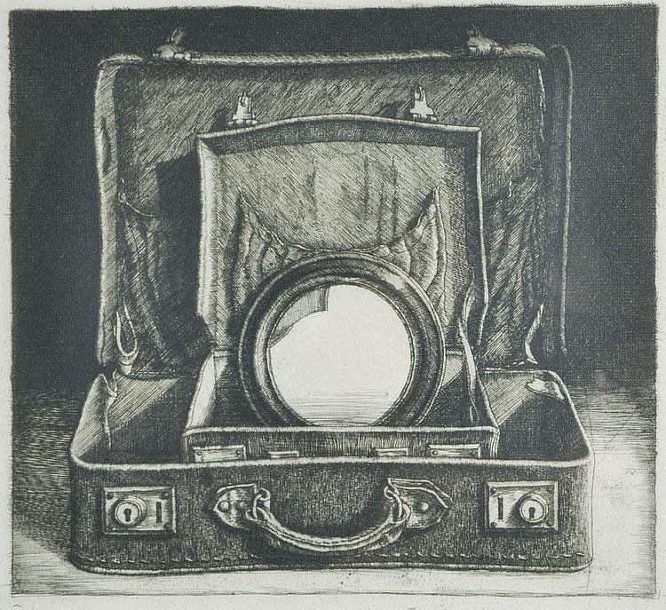 Escher, Rolf. Geb. 1936 Hagen