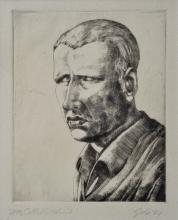 Giebe, sig. etching