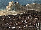 Ecole ROMAINE du XVIIIème siècle