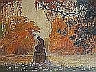 Jean Louis PAGUENAUD (1876 Coussac-Bonneval - 1952 Limoges)