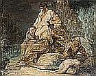 Octave TASSAERT (Paris 1800 - 1874)