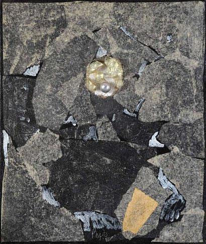 Raymond PAGES (né en 1924) Les cristaux de la