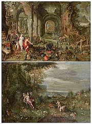 Jacob BOUTTATS (Actif à Anvers au XVIIe siècle)