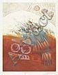 Georges Dussau(né en 1947) Sans titre Gravure, Georges Dussau, Click for value